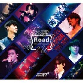 """【送料無料】 GOT7 / GOT7 ARENA SPECIAL 2018-2019 """"Road 2 U"""" 【初回生産限定盤】(2DVD+フォトブック) 【DVD】"""