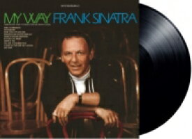 Frank Sinatra フランクシナトラ / My Way (アナログレコード) 【LP】