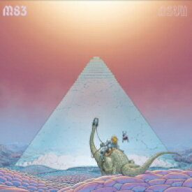 【送料無料】 M83 エムエイトスリー / Dsvii 輸入盤 【CD】