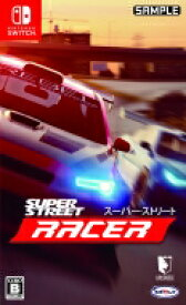 Game Soft (Nintendo Switch) / スーパー・ストリート: Racer 【GAME】
