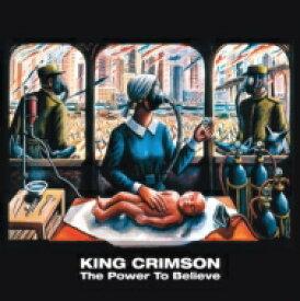 King Crimson キングクリムゾン / Power To Believe (2枚組アナログレコード) 【LP】
