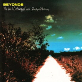 BEYONDS / The World Changed into Sunday Afternoon 【500枚限定】(10インチアナログレコード+CD+DVD) 【12in】