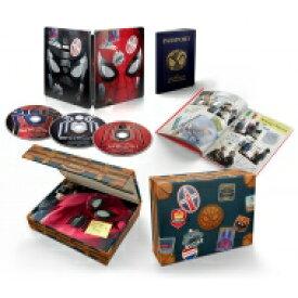 【送料無料】 スパイダーマン:ファー・フロム・ホーム 日本限定プレミアム・スチールブック・エディション【完全数量限定】 【BLU-RAY DISC】