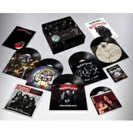 【送料無料】 Motorhead モーターヘッド / Motorhead 1979 Box Set (7枚組アナログレコード+7インチシングル / BOXセット) 【LP】