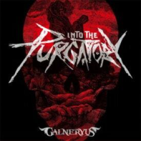【送料無料】 Galneryus ガルネリウス / INTO THE PURGATORY 【CD】