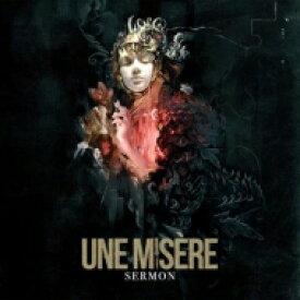 【送料無料】 Une Misere / Sermon 輸入盤 【CD】