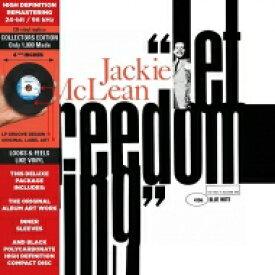 【送料無料】 Jackie Mclean ジャッキーマクレーン / Let Freedom Ring 輸入盤 【CD】