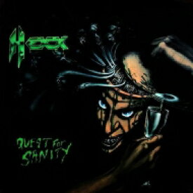 Hexx / Quest For Sanity & Watery Graves 【LP】