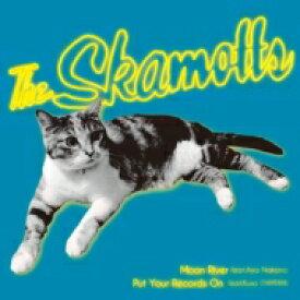 """Skamotts / Moon River feat. なかの綾 / Put Your Records On feat. Kuro(TAMTAM) (7インチシングルレコード) 【7""""""""Single】"""