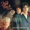 【送料無料】 Jeff Beck Group / Live At Fillmore West 1968 輸入盤 【CD】