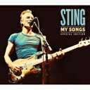 【送料無料】 Sting スティング / My Songs - スペシャル・エディション (2SHM-CD) 【SHM-CD】