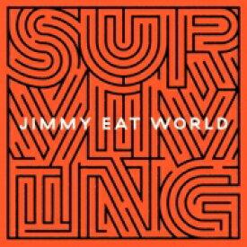 【送料無料】 Jimmy Eat World ジミーイートワールド / Surviving 輸入盤 【CD】