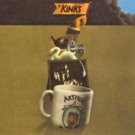 Kinks キンクス / Arthur Or The Decline And Fall Of The British Empire (2枚組アナログレコード) 【LP】