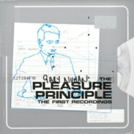 Gary Numan ゲイリーニューマン / Pleasure Principle: The First Recordings 輸入盤 【CD】