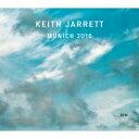 【送料無料】 Keith Jarrett キースジャレット / Munchen 2016 (2CD) 【CD】
