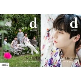 【送料無料】 dicon vol.6 NU'EST「L.O.Λ.E. of my Life」【表紙A:Minhyun ver.】 / NU'EST 【本】