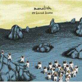 04 Limited Sazabys / monolith【2019 レコードの日 限定盤】(アナログレコード) 【LP】