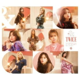 【送料無料】 TWICE / & TWICE 【初回限定盤B】 【CD】