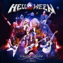Helloween ハロウィン / United Alive (Digibook) 【BLU-RAY DISC】