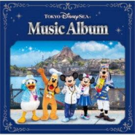 【送料無料】 Disney / 東京ディズニーシー ミュージック・アルバム 【CD】