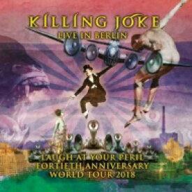 【送料無料】 Killing Joke キリングジョーク / Live In Berlin 2018 輸入盤 【CD】