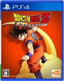 【送料無料】 Game Soft (PlayStation 4) / ドラゴンボールZ KAKAROT 【GAME】