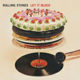 Rolling Stones ローリングストーンズ / Let It Bleed (50th Anniversary Limited Deluxe Edition)(アナログレコード) 【LP】