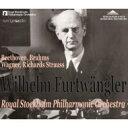 【送料無料】 ヴィルヘルム・フルトヴェングラー&ストックホルム・フィル、スウェーデン放送全録音集(4CD) 輸入盤 …