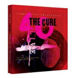 【送料無料】 Cure キュアー / 40 Live Curaetion 25 + Anniversary [Deluxe Box Set] (2Blu-ray+4CD) 【BLU-RAY DISC】