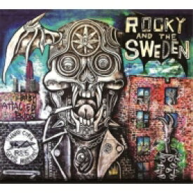 【送料無料】 ROCKY & THE SWEDEN / CITY BABY ATTACKED BY BUDS 【CD】