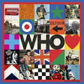 The Who フー / Who (アナログレコード) 【LP】