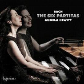 【送料無料】 Bach, Johann Sebastian バッハ / 6つのパルティータ アンジェラ・ヒューイット(ピアノ)(2018)(2CD) 輸入盤 【CD】