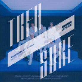 【送料無料】 ATEEZ / TREASURE EP. EXTRA: Shift The Map 【Type-A】 【CD】