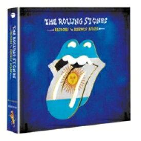 【送料無料】 Rolling Stones ローリングストーンズ / Bridges To Buenos Aires(Live At Estadio Monumental, : Buenos Aires, Argentina, 1998) 【生産限定盤】<SD Blu-ray+2SHM-CD> 【BLU-RAY DISC】