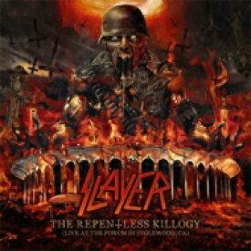 【送料無料】 Slayer スレイヤー / Repentless Killogy (Live At The Forum In) 輸入盤 【CD】