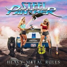 Steel Panther / Heavy Metal Rules 輸入盤 【CD】