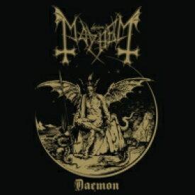 【送料無料】 Mayhem メイヘム / Daemon (CD Mediabook In Slipcase) 輸入盤 【CD】