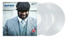 【送料無料】 Gregory Porter / Liquid Spirit (カラーヴァイナル仕様 / 2枚組 / 180グラム重量盤レコード) 【LP】