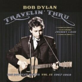 【送料無料】 Bob Dylan ボブディラン / Travellin' Thru, 1967 - 1969: The Bootleg Series, Vol.15 (3枚組アナログレコード) 【LP】