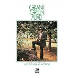 Grant Green グラントグリーン / Alive (180グラム重量盤レコード / LIVE LP SERIES) 【LP】