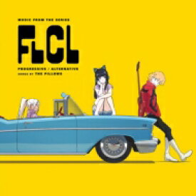 【送料無料】 the pillows ピロウズ / FLCL Progressive / Alternative (Music From The Series) (輸入盤 / 2枚組アナログレコード) 【LP】