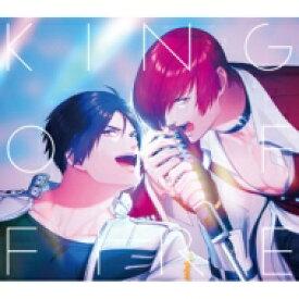 【送料無料】 THE KING OF FIGHTERS for GIRLS / KING OF FIRE 【初回限定盤】(+特典CD) 【CD】