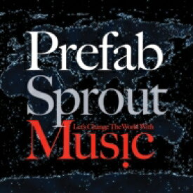 Prefab Sprout プリファブスプラウト / Let's Change The World With Music (アナログレコード) 【LP】
