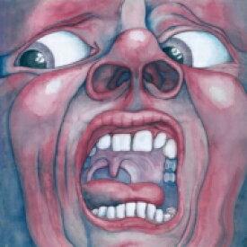 King Crimson キングクリムゾン / In The Court Of The Crimson King 【LP】