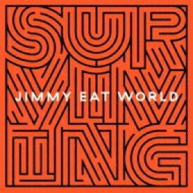 Jimmy Eat World ジミーイートワールド / Surviving 【CD】