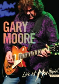 Gary Moore ゲイリームーア / Live At Montreux 2010 (Blu-ray) 【BLU-RAY DISC】