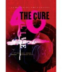 Cure キュアー / 40 Live - Curaetion-25 + Anniversary (2Blu-ray) 【BLU-RAY DISC】