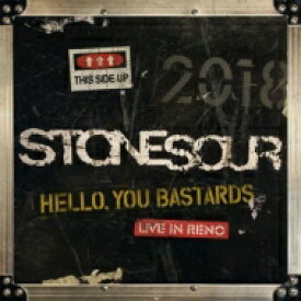 【送料無料】 Stone Sour ストーンサワー / Hello, You Bastards: Live In Reno 【CD】