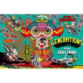 【送料無料】 GENERATIONS from EXILE TRIBE / SHONEN CHRONICLE 【初回生産限定盤】(+Blu-ray) 【CD】