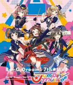 【送料無料】 Poppin'Party (BanG Dream!) / TOKYO MX presents「BanG Dream! 7th☆LIVE」 DAY3: Poppin'Party「Jumpin' Music♪」 【BLU-RAY DISC】
